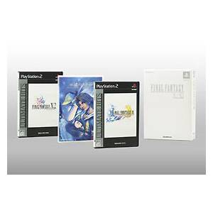 FINAL FANTASY X / X-2 ULTIMATE BOX [PS2 - brand new]