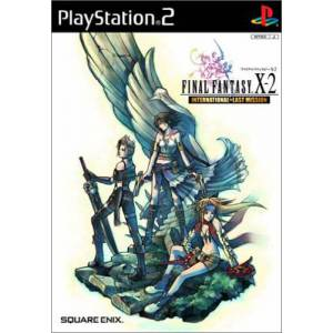 FInal Fantasy X-2 - International + Last Mission [PS2 - brand new]