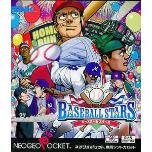 Baseball Stars [NGP - Used Good Condition]