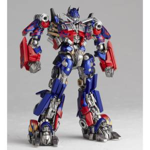 Transformers - Optimus Prime [Tokusatsu Revoltech No.030]