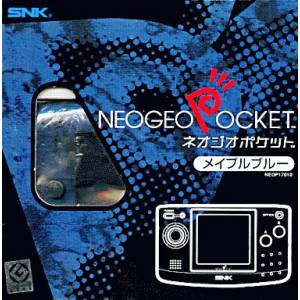 Neo Geo Pocket Maple Blue [Used]