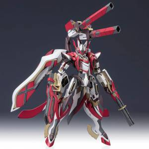 Ginga Kikotai Majestic Prince - Red Five (Keles War Style) [Kotobukiya]