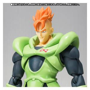 Dragon Ball Z - Android 16 (C16) - Limited Edition [SH figuarts]