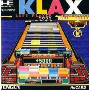 Klax [PCE - used good condition]