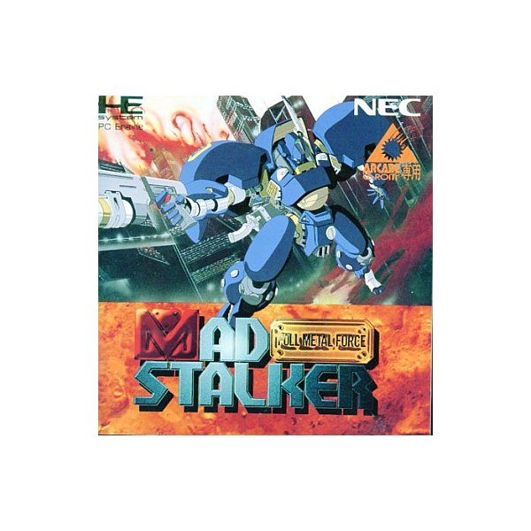 Buy Mad Stalker - Full Metal Force - used good condition (PC