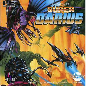 Super Darius [PCE CD - used good condition]