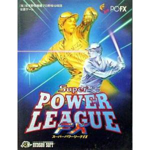 Super Power League FX [PCFX - used good condition]