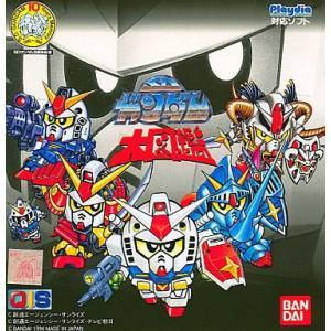 SD Gundam Daizukan [PD - used good condition]