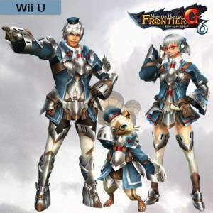 Monster Hunter Frontier G6 Premium Package [Wii U]