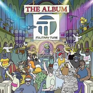 SQUARE ENIX game music! - Military Tune The Album  [OST]