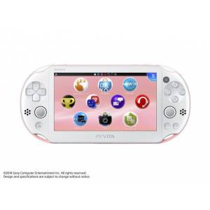 PSVita Slim Wi-Fi model Light Pink / White [new]