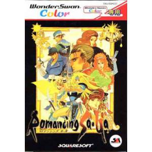 Romancing SaGa [WSC - Used Good Condition]