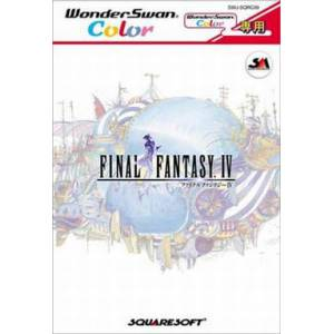 Final Fantasy IV [WSC - Occasion BE]
