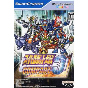 Super Robot Taisen Compact 3 [WSC - Occasion BE]