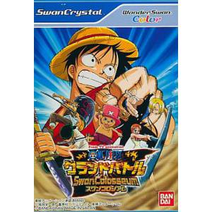One Piece Grand Battle! Swan Colosseum [WSC - Used Good Condition]