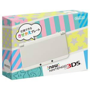 New Nintendo 3DS - White [Brand New]
