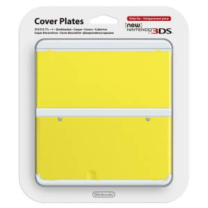 Cover Plates - No. 09 [New 3DS]