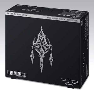 PlayStation 2 Slim - Final Fantasy XII pack (SCPH-75000 FF) [used]
