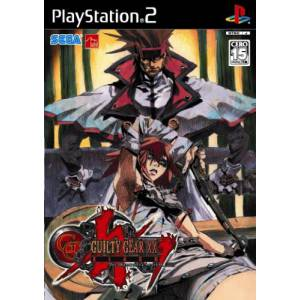 Guilty Gear XX Slash [PS2 - brand new]