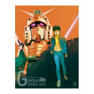 Gundam 30th Anniversary Box Gundam Songs 145 - Limited Edition [OST]