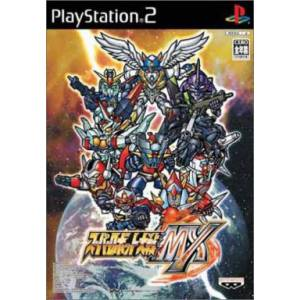 Super Robot Taisen MX [PS2 - occasion BE]