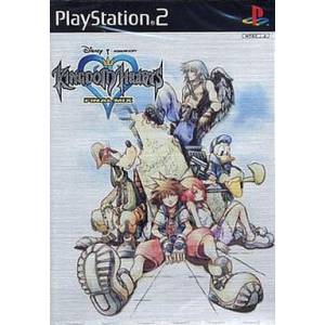 Kingdom Hearts Final Mix [PS2 - Used Good Condition]