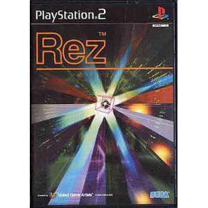 Rez [PS2 - Used Good Condition]