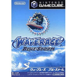 Wave Race Blue Storm [NGC - used good condition]