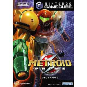Metroid Prime [NGC - used good condition]