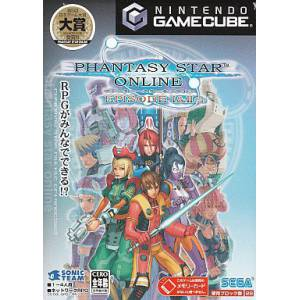 Phantasy Star Online Episode I & II Plus [NGC - used good condition]