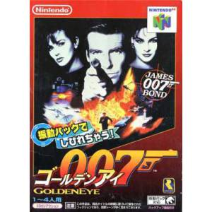 Golden Eye 007 [N64 - used good condition]