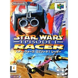Star Wars Episode 1 Racer [N64 - used good condition]
