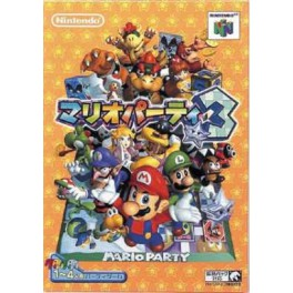 Mario Party 3 [N64 - used good condition]