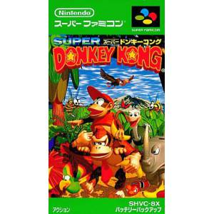 Super Donkey Kong / Donkey Kong Country [SFC - occasion BE]