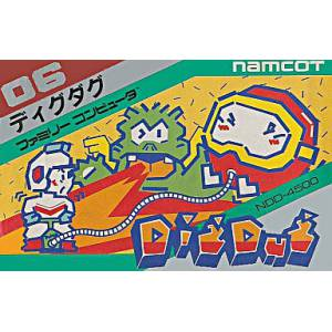 Dig Dug [FC - Used Good Condition]