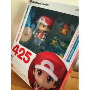 Pokemon - Pokemon's Trainer Red [Nendoroid 425]