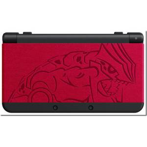 New Nintendo 3DS Pokemon Omega Ruby Groudon Pokemon Center Limited Edition [New 3DS Brand New]