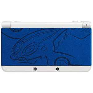 New Nintendo 3DS Pokemon Alpha Sapphire Kyogre Pokemon Center Limited Edition [New 3DS Brand New]