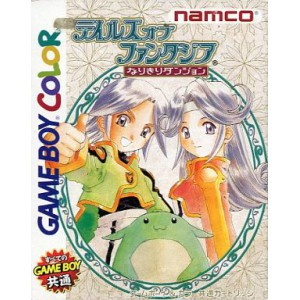 Tales of Phantasia - Narikiri Dungeon [GBC - Used Good Condition]