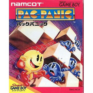 Pac Panic / Pac Attack [GB - Used Good Condition]