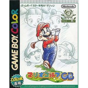 Mario Golf GB [GBC - occasion BE]