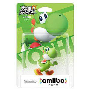 Amiibo Yoshi - Super Smash Bros. series Ver. [Wii U]