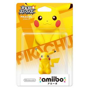 Amiibo Pikachu - Super Smash Bros. series Ver. [Wii U]