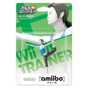 Amiibo Wii Fit Trainer - Super Smash Bros. series Ver. - Reissue [Wii U/ Switch]