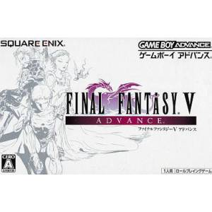 Final Fantasy V Advance [GBA - Used Good Condition]