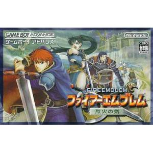 Fire Emblem - Rekka No Ken [GBA - occasion BE]