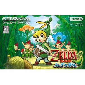Zelda no Densetsu - Fushigi no Boushi / The Legend of Zelda - The Minish Cap [GBA - Used Good Condition]