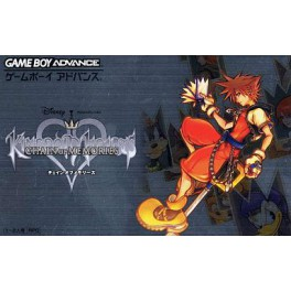 Kingdom Hearts - Chain of Memories [GBA - Used Good Condition]