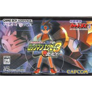 Rockman Exe 3 Black [GBA - Used Good Condition]