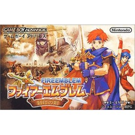 Fire Emblem - Fuuin no Tsurugi / The Binding Blade [GBA - Used Good Condition]